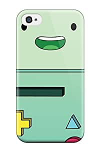 Ideal Brian Case Cover For Iphone 4/4s(adventure Time), Protective Stylish Case