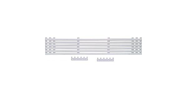 color blanco Fixapart W5-21022 Rejilla de ventilaci/ón para frigor/ífico//congelador