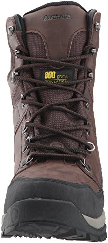 Northside Mens Raptor 800 Scarpe Da Caccia Marrone Scuro