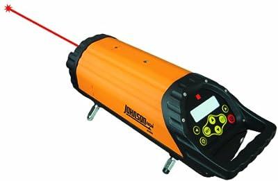 Johnson Level 40-6690 Pipe Laser, Orange