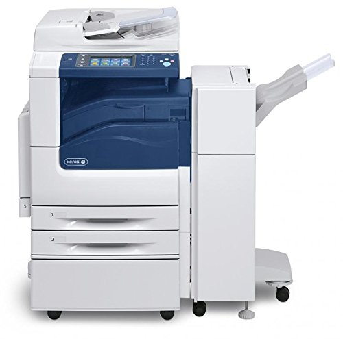Xerox WorkCentre Wc7225 Color Laserjet - 25ppm, 2-520 Sht Trays, 2GB MB, Scan To Mbox,PC, Network, Email - Office Finisher Lx (Workcenter Xerox Document)