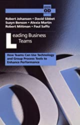 Leading Business Teams: How Teams Can Use Technology and Group Process Tools to Enhance Performance (Addison-wesley Series on Organization Development)
