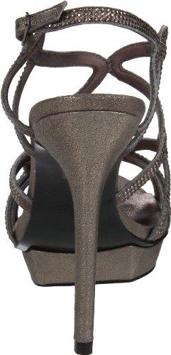 Pelle Moda Flirt Mujer Ante Sandalia Plataforma