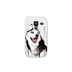 FUNDA CARCASA LUPO GIRATO GUARDA PARA SAMSUNG GALAXY ACE PLUS S7500