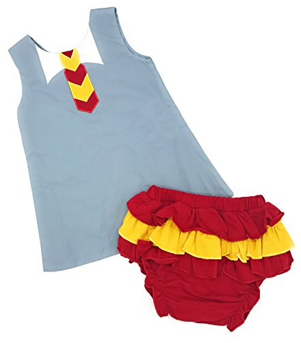 Harry Potter Baby Costumes - stylesilove Magic School Baby Witch Mini