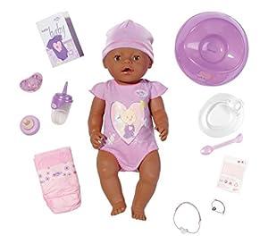Baby Born Interactive Doll Ethnic Girl Amazon Co Uk