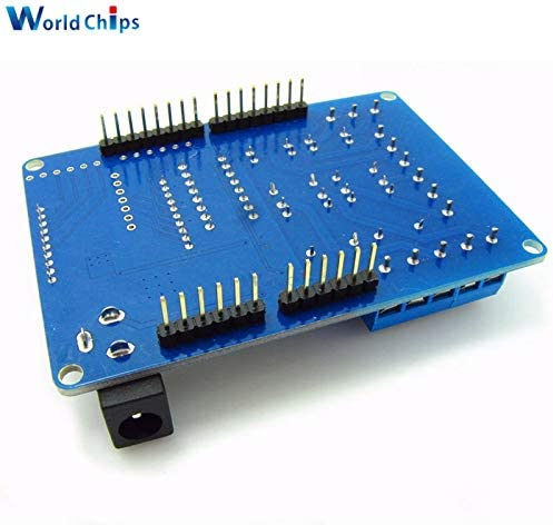 Ponis-Limos 4 Channel 5V Relay Module Extension Board Relay Shield V1.3 Compatible For Arduino UNO R3 Xbee 315 Smart Electronics Relay DIY