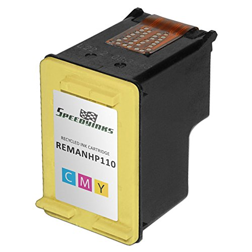 Speedy Inks - Remanufactured replacement for HP 110 CB304...