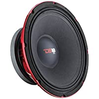 DS18 PRO-EXL104MB 10 Midbass 4-Ohm Loudspeaker 500W RMS, 1000W Max Power-Set of 1