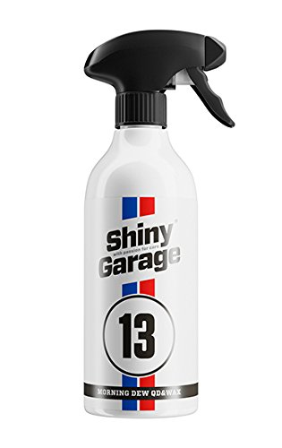 Shiny Garage Morning Dew Quick Detailer & Wax, 500ml