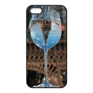 Customized Durable Case for Iphone 5,5S, Tower Phone Case - HL-501475