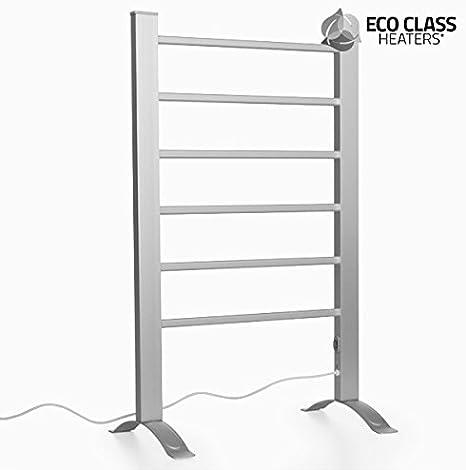 Porte-serviettes /électrique pour plancher ou mur 90W 6 bars INNOVAGOODS