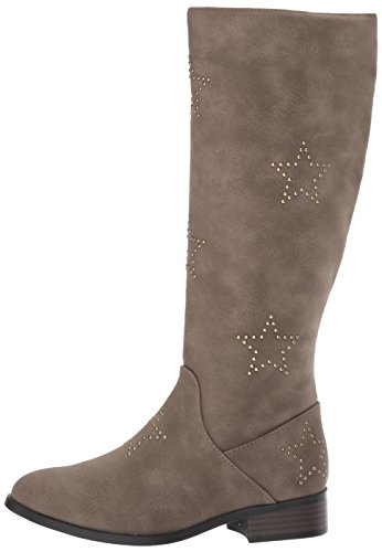 Pictures of Steve Madden Girls' JSTANDOUT Fashion Boot Taupe JSTA01S7 5