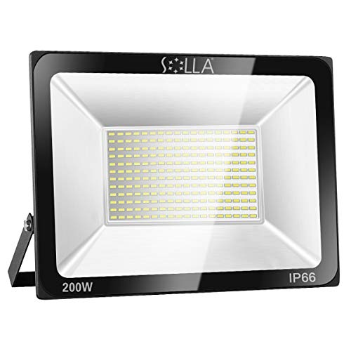Solla Led Flood Light Outdoor Security Light 30w 400w