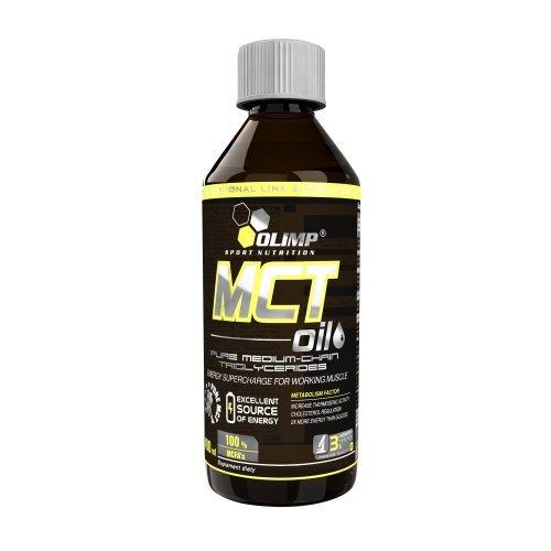 Olimp MCT Öl gesunde Fettsäuren essentiell