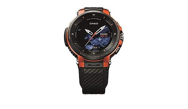 Casio Reloj para de Cuarzo con Correa en Resina WSD-F30 ...