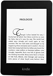 """Kindle Paperwhite 3G, 6"""" High Resolution Display with Built-in Light, Free 3G + Wi-Fi - Includes Special Offers [Previous Generation - 5th]"""
