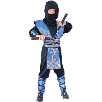 Amazon.com: Childrens Boys Ninja Warlord Costume for ...