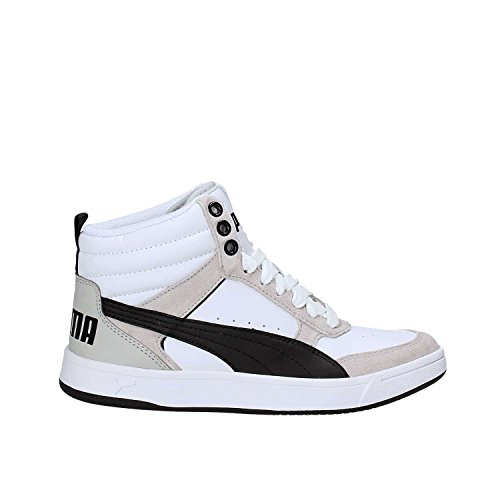 38½ Niño 363916 Blanco Zapatos Puma xwq7aUq