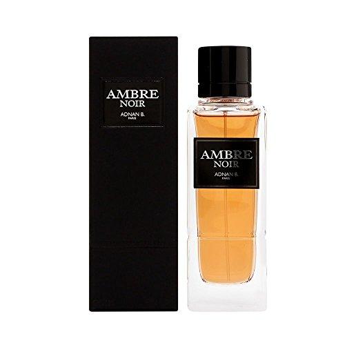 Ambre Noir by Adnan B. for Men 3.4 oz Eau de Toilette Spray