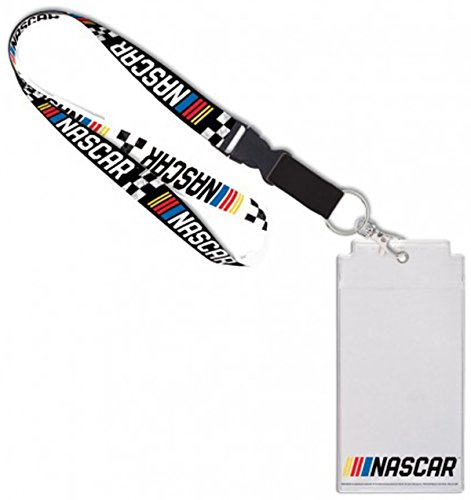 WinCraft NASCAR Premium Lanyard with Credential Holder