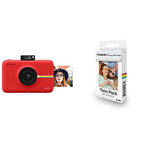Polaroid Snap Touch cámara digital con impresión instantánea y ...