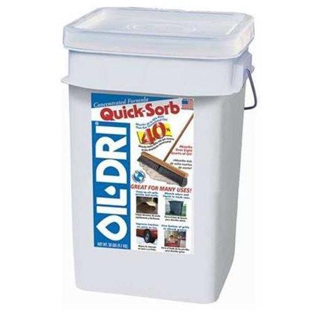 - OIL-DRI I05000G-G60 Maintenance Absorbent, (20 lbs Pack of 2)