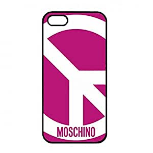 Durrable Protective Funda For Iphone 5/5s,Iphone 5/5s Funda,Moschino Stylish Personalized Series Funda