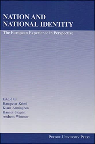 Book Nation and National Identity: The European Experience in Perspective by Kriesi (2003-10-27)