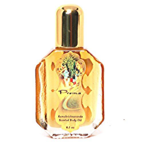 Price comparison product image Prabhuji's Perfume Attar Oil Prema for Bliss - 0.5oz