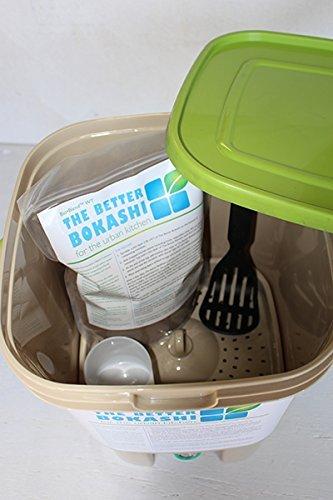 Bokashi Kitchen Composter - Bokashi Kitchen Composter