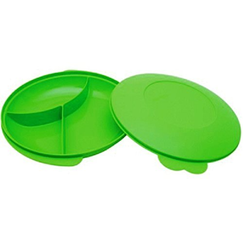 Tupperware Divided Plate