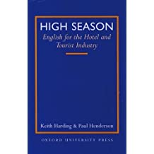 High Season: English for the Hotel and Tourist Industry Cassette