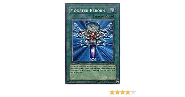 Amazoncom Yu Gi Oh Monster Reborn Sdk 036 Starter Deck