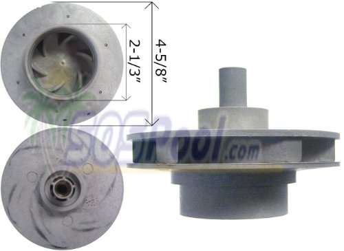 Waterway 2 HP Impeller Executive 56-Frame Pump 310-4210 ()