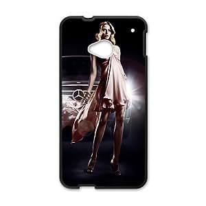 YESGG Elegant Woman Design Pesonalized Creative Phone Case For HTC M7