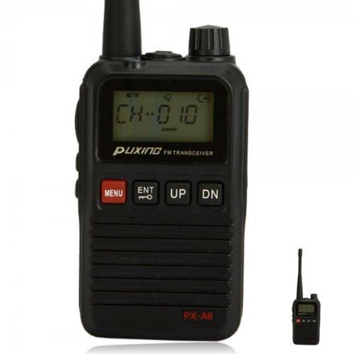 Review 0.5W Mini Digital Radio