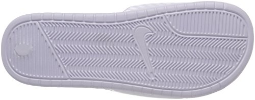 metallic Blanc Femme Sports Chaussures Jdi white Silver 102 Aquatiques Wmns Benassi Nike De vCpxAqwR