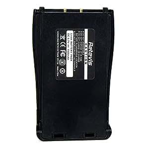Retevis 1500mAh Li-Ion batería para Baofeng Retevis Walkie Talkie