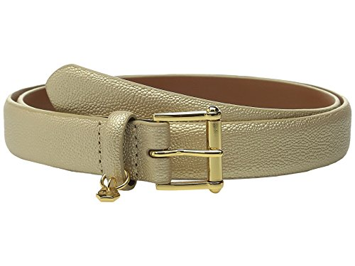 Lauren Ralph Lauren Stingray-Embossed Belt (M) (Lauren Ralph Lauren Leather C Buckle Belt)