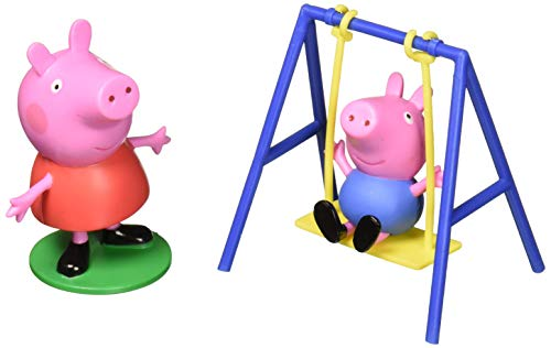 Decopac Peppa Pig Swing Set DecoSet Cake Decoration -