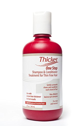Thicket Hair Treatment Shampoo Conditioner