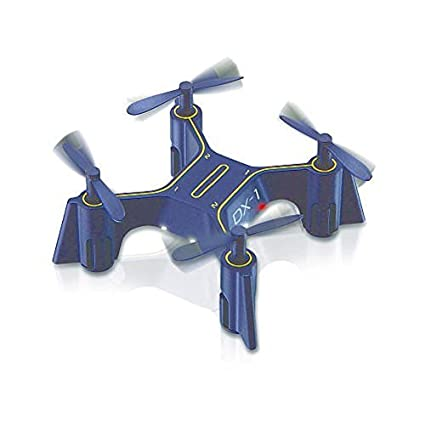 Amazoncom Sharper Image Rechargeable 24ghz Dx 1 Micro Drone By