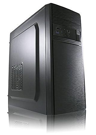 LC-Power 7019B Midi-Tower Negro Carcasa de Ordenador - Caja ...