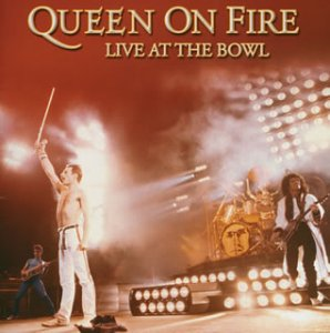 On Fire: Live at Bowl by Toshiba EMI Japan