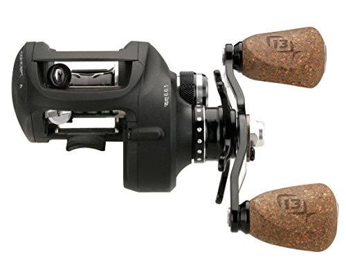 13 Fishing 8.1:1 Gear Ratio 7BB Beetlewing Sideplate, Left Review