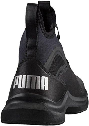 B Women's Ep 8 Puma Us Satin Black Phenom fZxnTRv