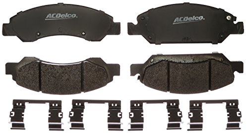 ACDelco 17D1367AMHPV Specialty Disc Brake Pad -