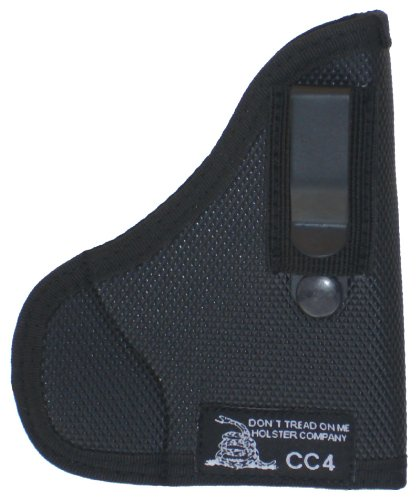 Don't Tread on Me Conceal and Carry Holsters DTOM Combination Pocket/IWB Holster for S&W Bodyguard 380, CC4 (Best Prices On Smith And Wesson)
