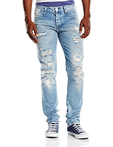 Redbridge by cipo baxx jean pour homme &«1712 light blue-rB